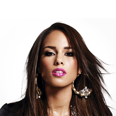 Alicia Key's Superwoman