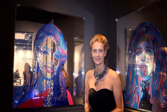 Carola Pavlik Masters Of LXRY Met Beyonce And Queen Noor