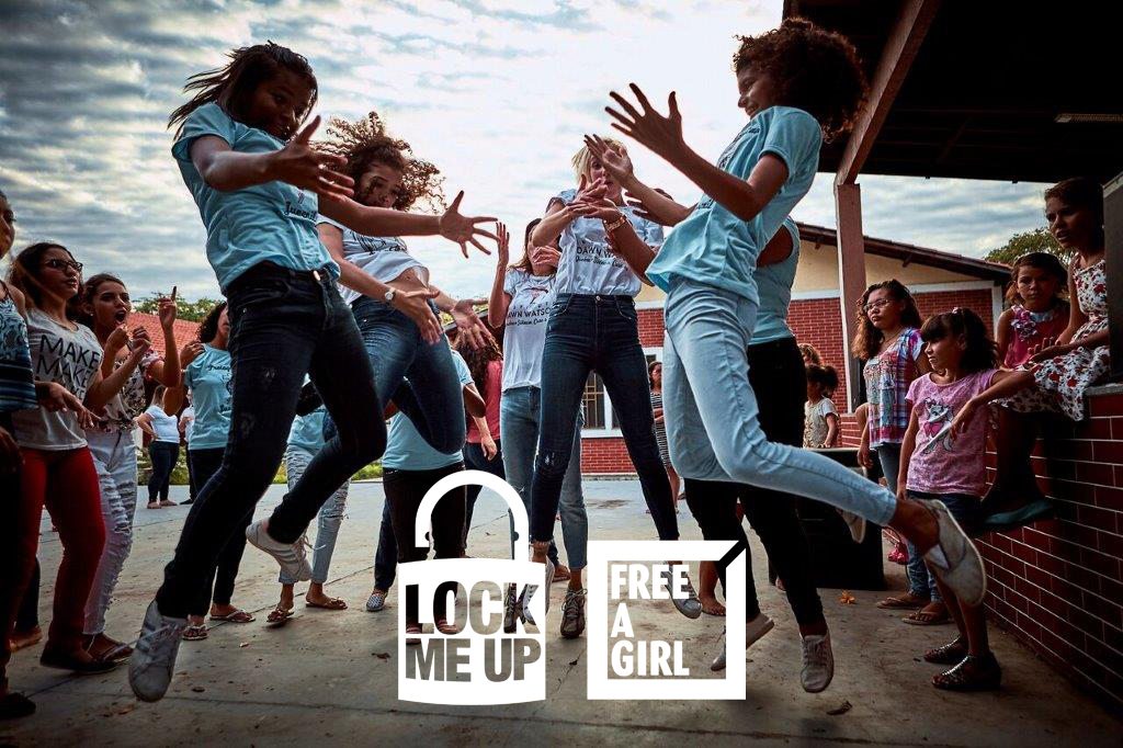 FREE THESE GIRLS!
