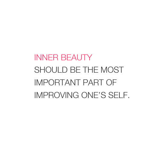 Quote Inner Beauty