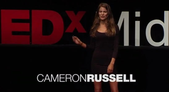 TEDTALK Cameron Russell: Looks Aren't Everything. Believe Me, I'm A Model.