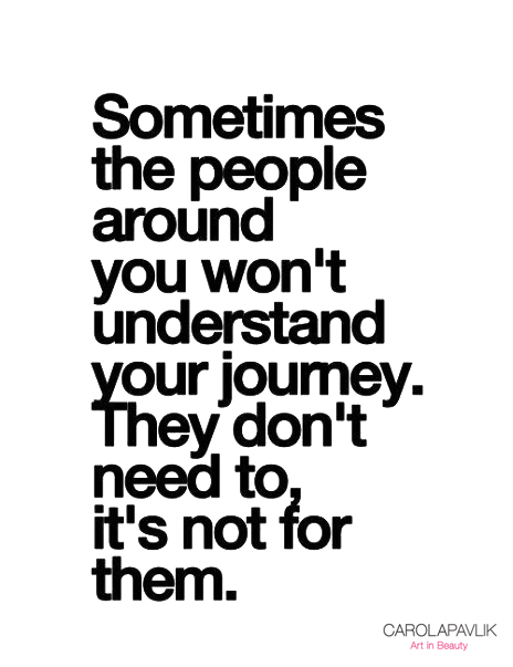 Your Personal Journey